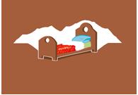 Pension bei Neumünster Zimmervermietung Dorotheas Bed & Breakfast Zimmer und Ferienwohnungen Logo